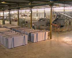 #Bretonstone ® plants for manufacturing compound #stone are installed and successfully working in many countries worldwide