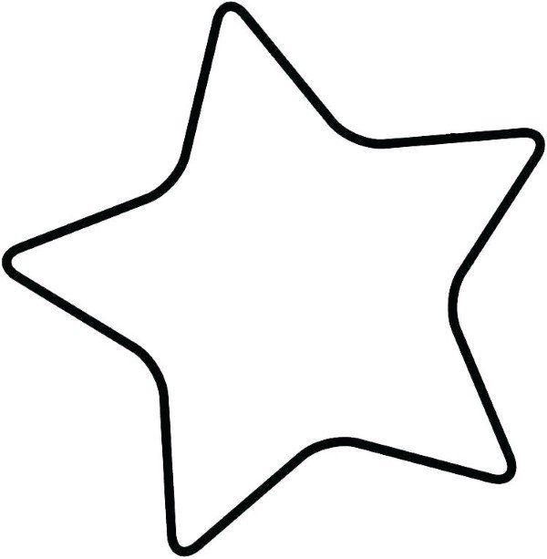 Moldes De Estrelas Para Imprimir E Recortar Molde Estrela Estrela Para Imprimir Modelo De Estrela
