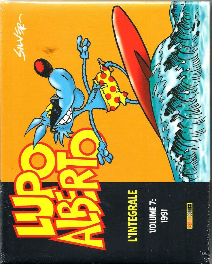 LUPO ALBERTO L  INTEGRALE-1991 ED. PANINI COMICS