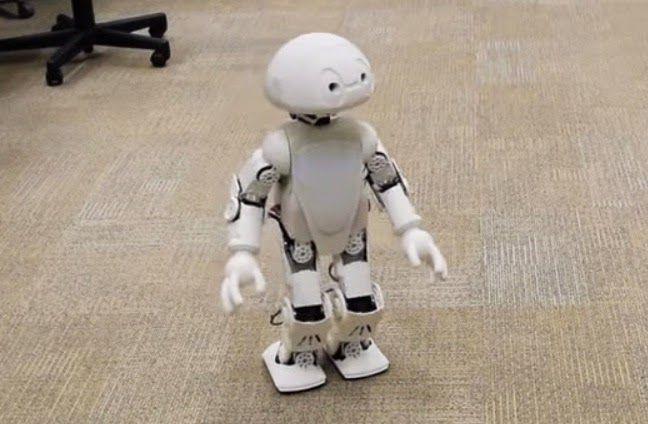 Intel venderá Kits de Robots de código abierto a precios asequibles