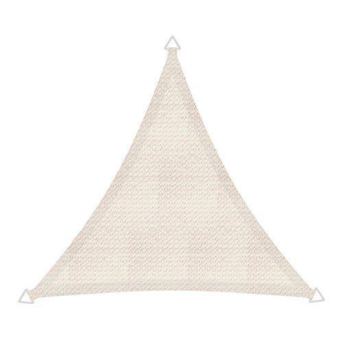 Windhager 10977 Awning Triangular 5 M White