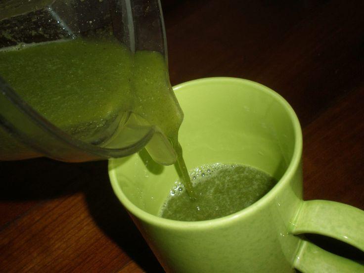 Moringa Smoothie - Mein Rezept! #MoringaEthik #MoringaSmoothie