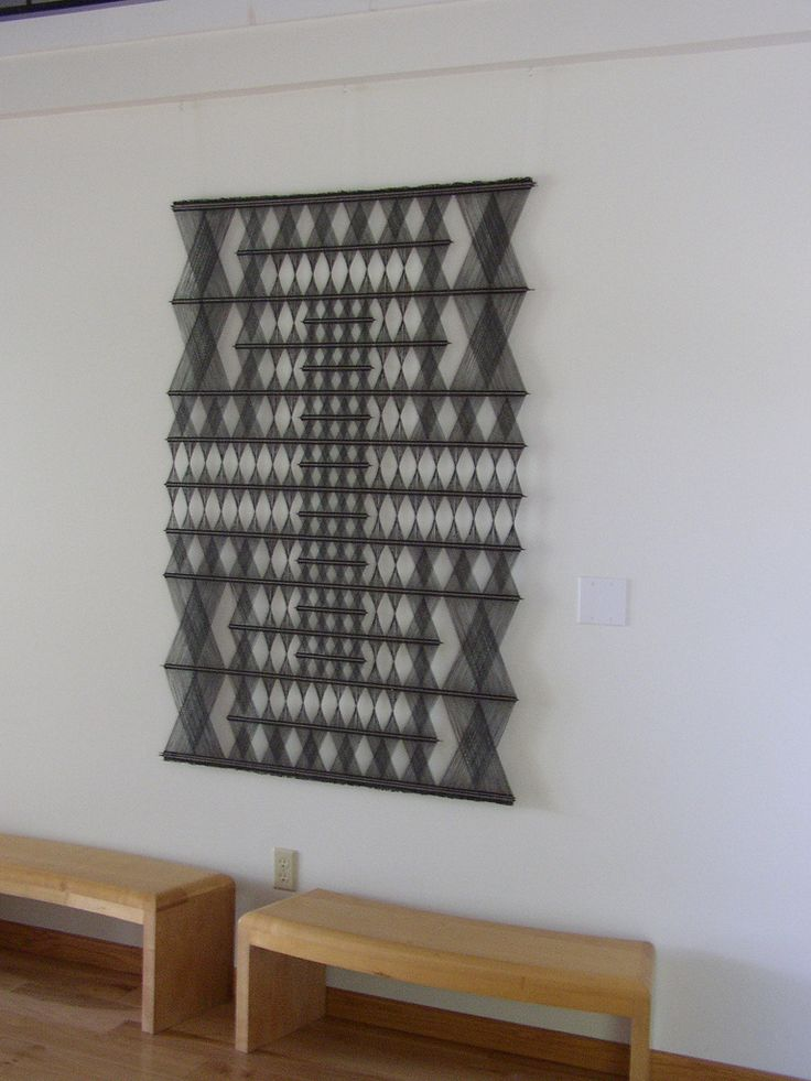 Peter Collingwood is one of the most innovative weavers of our time.