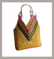 """Fashion Jute Bags manufacturers - Jute Products exporters, suppliers of Jute Shopping Bag, Fashion Jute Bags, Jute Bags manufacturer a wholesale jute bags company. """"Contact us for more information: http://zesttex.com/  +91 9432248958 / +91 9831747565"""""""