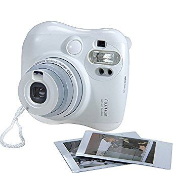 Fujifilm Instax Mini 25 White Camera