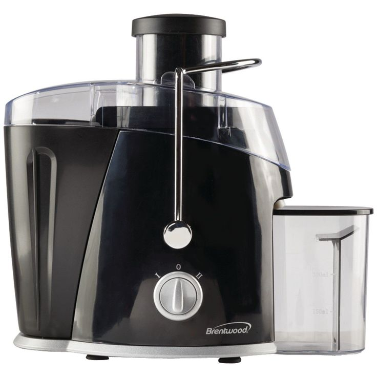 Features: -2-Speed control knob. -Power interlock. -Wide feeder. -350 ml-Capacity graduated jar. -Approval code: CETL. -Brentwood collection. Hardware Finish: -Silver. Dimensions: Overall Heig