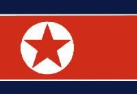 North Korea's Flag!