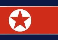 North Korea's Flag!