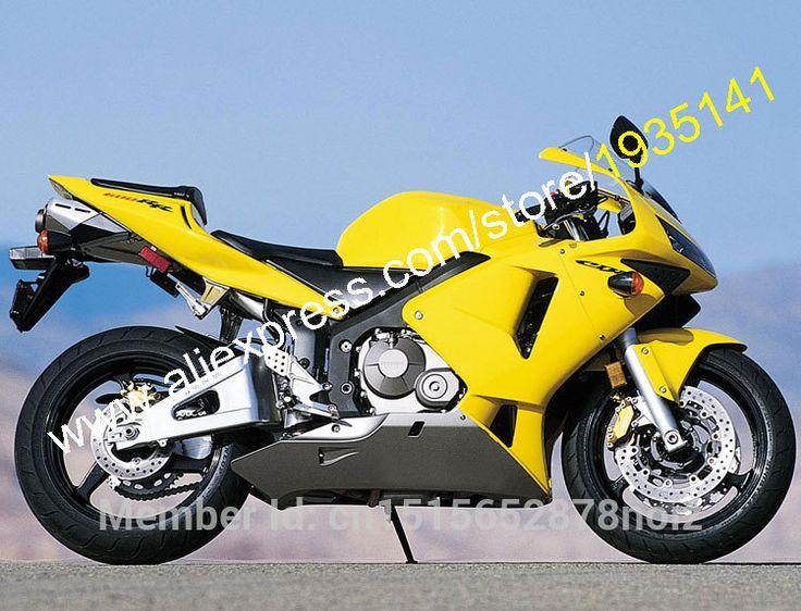 Hot Sales,Cheap Motorcycle Fairing For Honda CBR600RR F5 2003 2004 CBR 600 RR 03 04 Sportbike Fairing Kit (Injection molding) #Affiliate