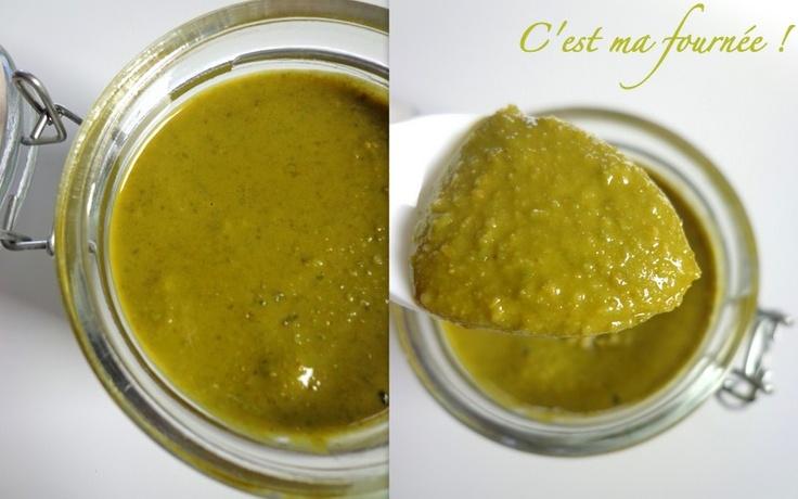 Je peux devenir accro : La pâte de pistache (Pierre Hermé)