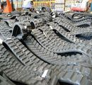 TPB takes pride in offering the best aftermarket rubber tracks in the industry. Tracks Pads & Buckets - Steel tracks for mini excavators are referred to as steel track groups, or hybrid tracks throughout the industry. We carry steel chains that are available with bolt-on steel grousers. visit http://www.trackspadsandbuckets.com.au/