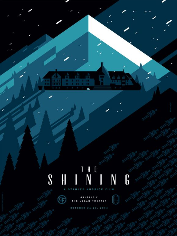 The Shining | Tom Whalen