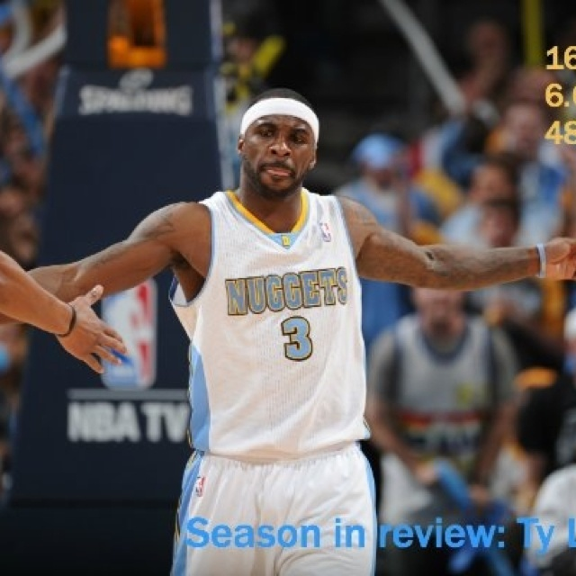 22 Best Ty Lawson