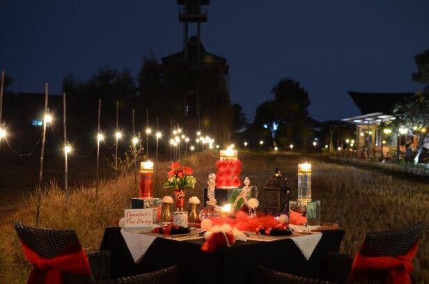 Romantic Dinner Oct 25, 2015