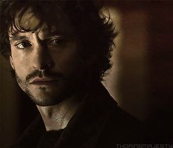 I'm crazy about Mads' performance, but I think the best actor awards goes to Hugh Dancy for this series.