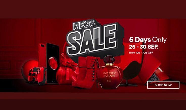 MEGA SALE at Souq.com Saudi Arabia - EDEALO