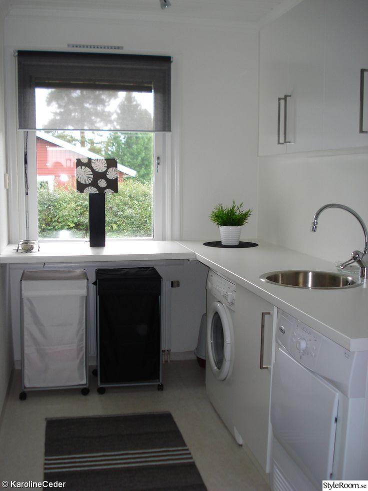 Tvättstugan - Ett inredningsalbum på StyleRoom av Carolineceder