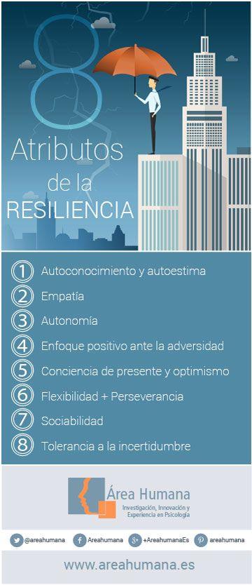 resiliencia  las 8 cualidades de la persona resiliente