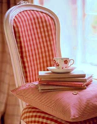 How about a good book and a warm cup of herbal tea?                                                                                                                                                                                 More