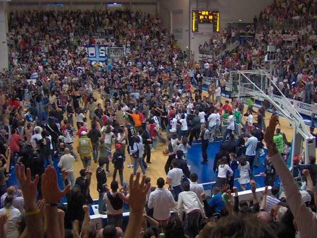 Roseto Basket. Gli Sharks cedono ( 79-67) a Trieste nell'ultimo quarto