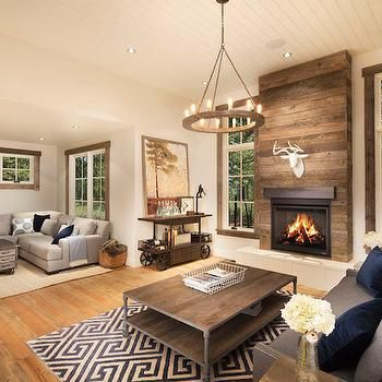Cottage Living Room With Fireplace best 25+ cottage fireplace ideas on pinterest | living room fire