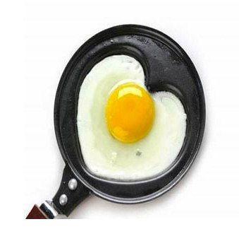 http://www.pokoopka.com/item/17720817934 Говорят, утро должно быть позитивным и радостным, и тогда весь день будет таким. Подарите своим любимым кусочек тепла и любви утром с помощью оригинальной яичницы!