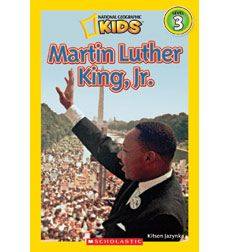 National Geographic Kids Readers: Martin Luther King, Jr.