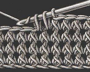 Heirloom Crochet - Vintage Crochet Stitches.... #crochet_inspiration .