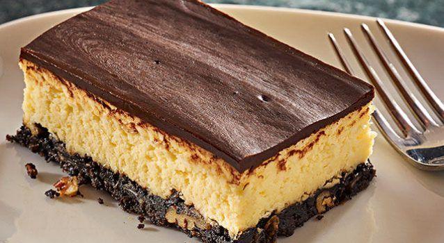 Υπέροχο γλυκό με κρέμα τυριού, ινδοκάρυδου και μπισκότα όρεο