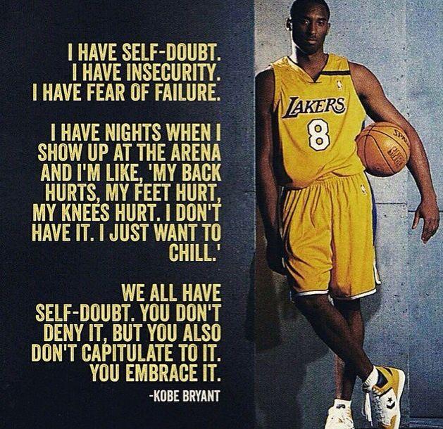 Pin By Mel Sotelo On Kobe Bryant Pinterest Kobe Bryant Quotes