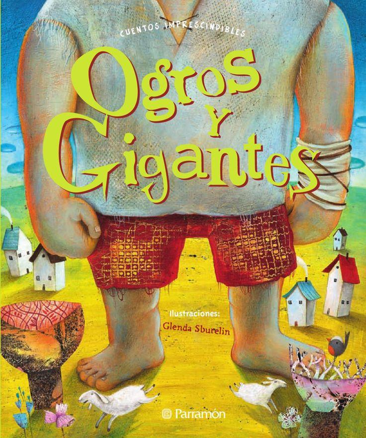 Cuentos imprescindibles - Ogros y gigantes by Jose Carlos Escobar - issuu