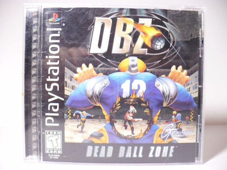 sony playstation 1 games. dbz dead ball zone sony playstation 1 ps1 game complete black label with manual games