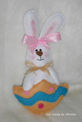 Artmorixe - Conejito de Pascua