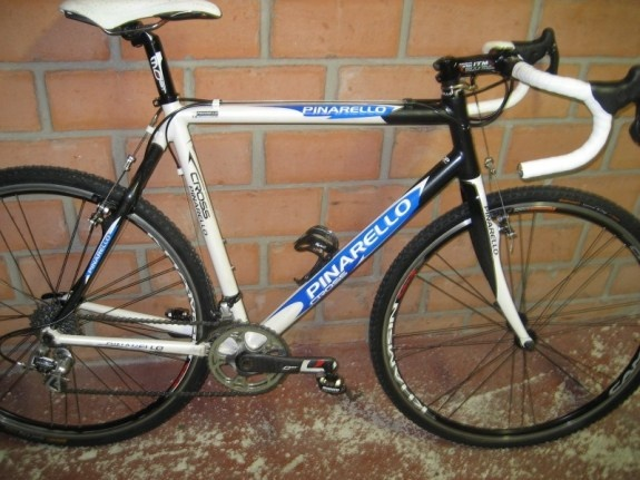 Pinarello cyclocross. Click image for more pictures, price and specs.