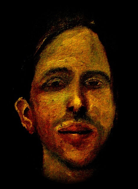 Amund Håland - Self portrait