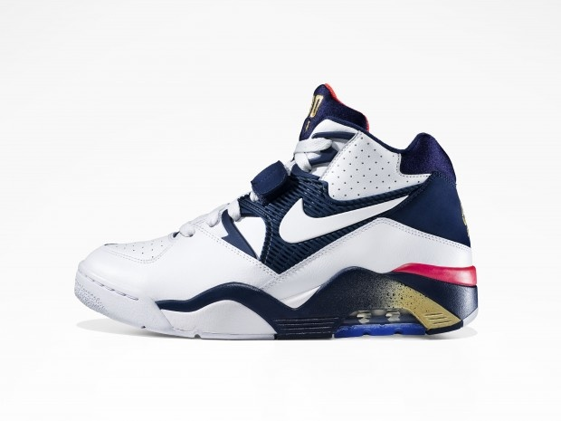 Nike Air Force 180 \u0027USA\u0027 A tribute to Sir Charles, the Nike Air Force 180  is returning this Summer in a Team USA colorway. Joining the \