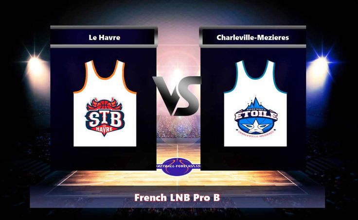Le Havre-Charleville-Mezieres Nov 17 2017 French LNB Pro BLast gamesFour factors The estimated statistics of the match Statistics on quarters Information on line-up Statistics in the last matches Statistics of teams of opponents in the last matches  Will  Le Havre win in the match Le Havre-Charleville-Mezieres Nov 17 2017 ? In the past 5 games Charleville-Mezieres has won 0 performances  while   #Alexandre_Moisy #basketball #bet #Charleville-Mezieres #Darel_Poirier