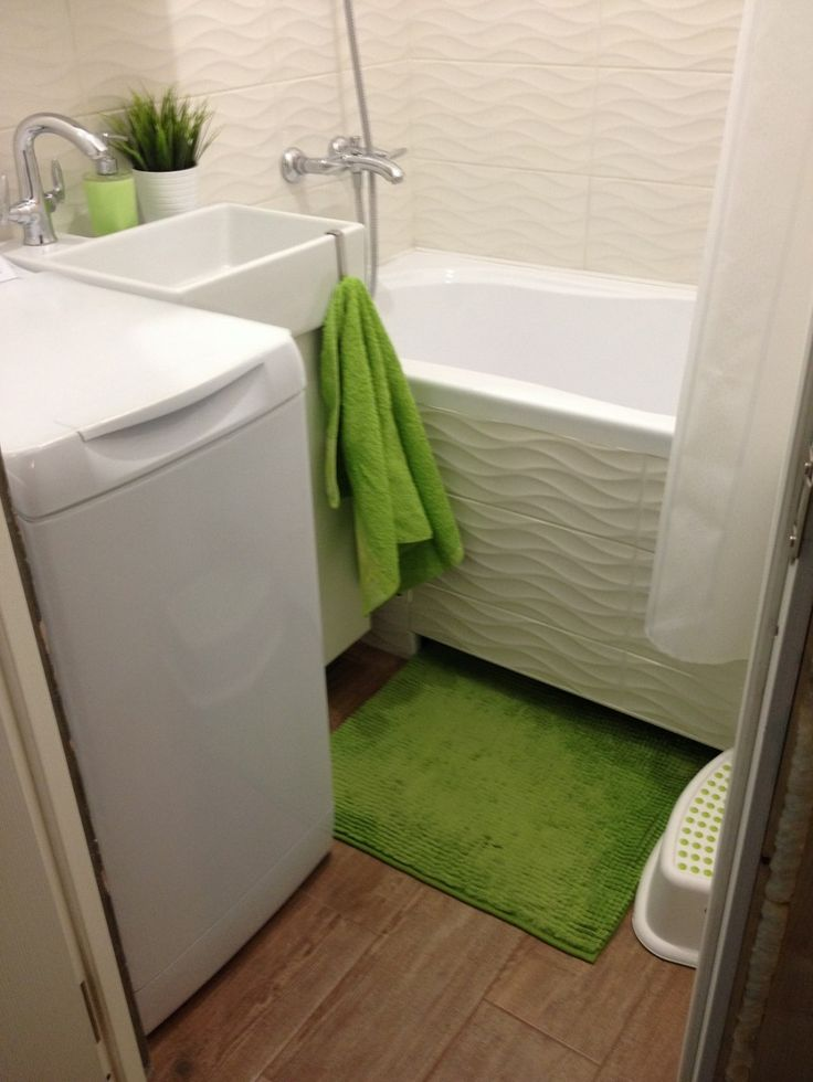 Планировка маленькой ванной, как уместить стиральную машину в маленькую ванную комнату