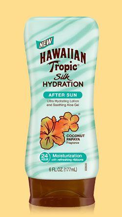 Hawaiian Tropic Silk Hydration™ After Sun Lotion