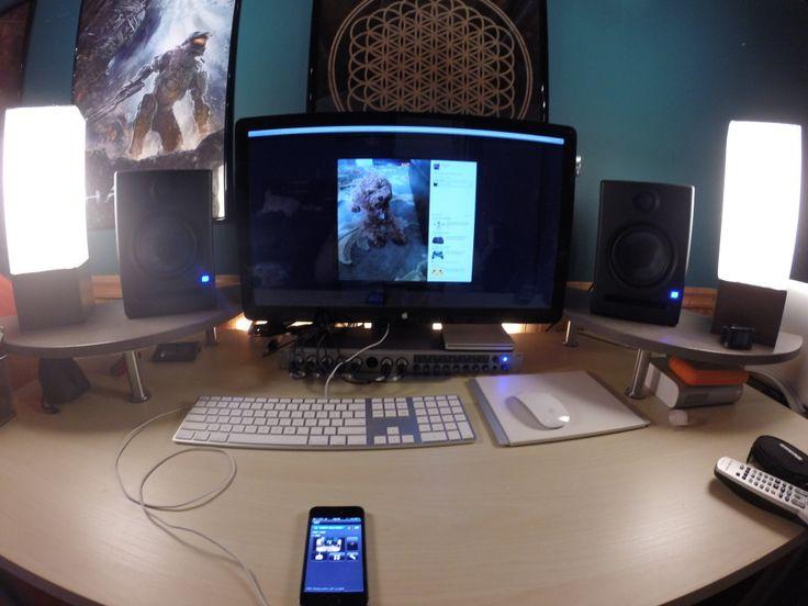 Desain Ruang Kerja Pengguna Macintosh - DCIM100GOPRO