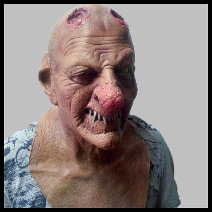 Halloween Party Cosplay Party Horror Scary Skeleton Head Mask Full Head mask Clown face head mask joker mask