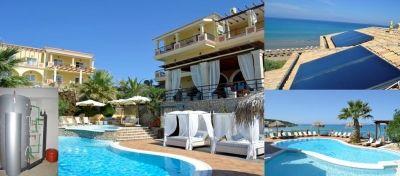 Hotel Delfino Blue - Ηλιακό Θερμικό Σύστημα