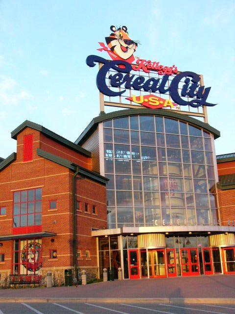 Kellogg's Cereal City, Battle Creek, MI