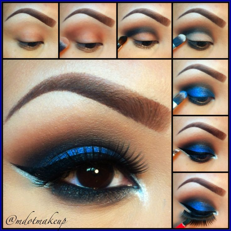 Freshwater Smokey Eye 🔹start With A Clean Amp Primed Eye