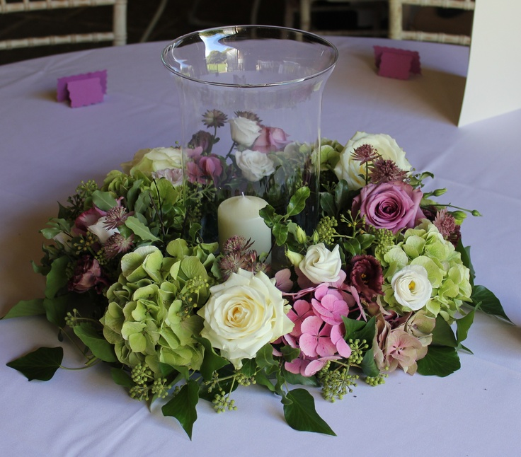 Flower And Candle Wedding Centerpieces: 18 Best Funeral Flower Tributes Images On Pinterest