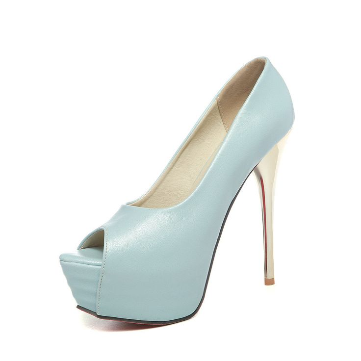 2016 extreme high heels women pumps peep toe stilletos shoes for women sexy platform pumps pink heels white pink prom shoes