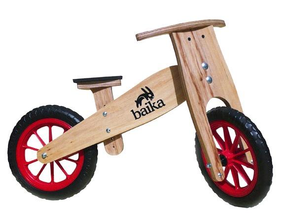 baika tu primera bici