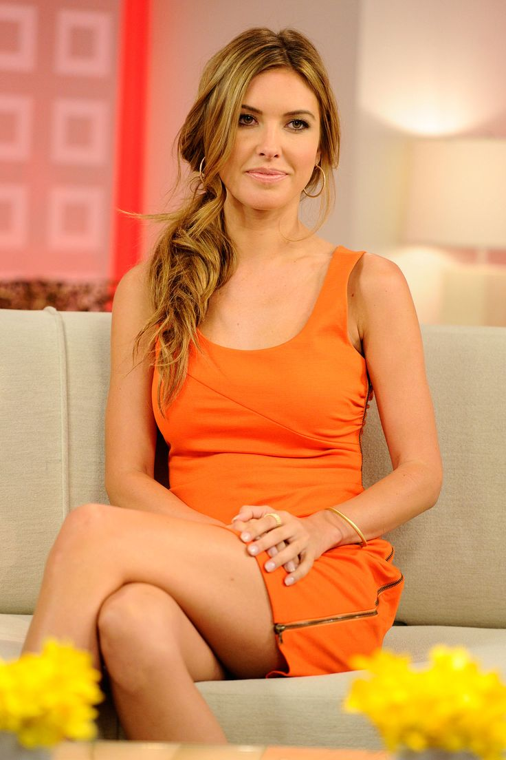 Audrina Patridge on the Today show