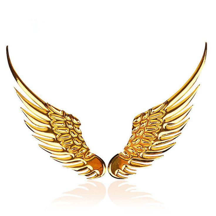 Free-Shipping-Bigger-Angel-font-b-Wings-b-font-Car-Stickers-3D-Sticker-on-Car-font.jpg (800×800)