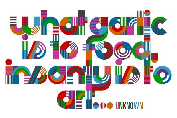 El arte y el ajo // Línea, color y tipografía